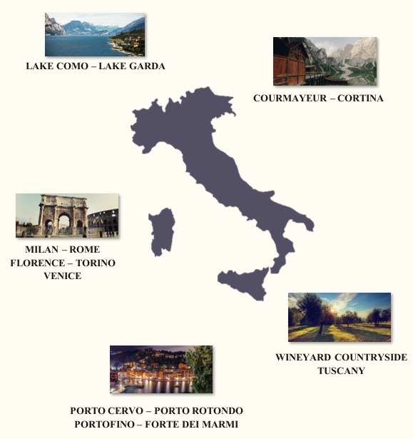 image locations italy website
